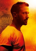 ONLY GOD FORGIVES - RYAN GOSLING - TEXTLESS MOVIE FILM WALL POSTER - 30CM X 43CM