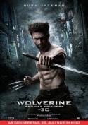 THE WOLVERINE - HUGH JACKMAN - GERMAN MOVIE FILM WALL POSTER - 30CM X 43CM