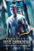 STAR TREK INTO DARKNESS - KARL URBAN MOVIE FILM WALL POSTER - 30CM X 43CM BONES