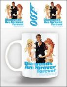 James Bond (Diamonds Are Forever) Mug