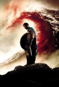 300 RISE OF AN EMPIRE - US TEXTLESS MOVIE FILM WALL POSTER - 30CM X 43CM