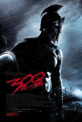 300 RISE OF AN EMPIRE - US MOVIE FILM WALL POSTER - 30CM X 43CM