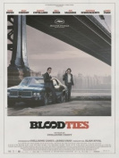 BLOOD TIES - CLIVE OWEN - FRENCH MOVIE FILM WALL POSTER - 30CM X 43CM MILA KUNIS