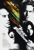 THE FAST AND THE FURIOUS - VIN DIESEL - US MOVIE FILM WALL POSTER - 30CM X 43CM PAUL WALKER