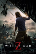 WORLD WAR Z - BRAD PITT - US MOVIE FILM WALL POSTER - 30CM X 43CM
