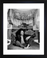 Jimi Hendrix Framed Photo