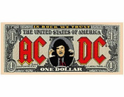 AC/DC - Patch Banknote