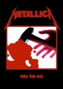 Metallica Textile Flag - Kill Em All
