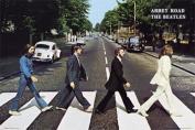 GB Eye Ltd, The Beatles, Abbey Road, Giant Poster