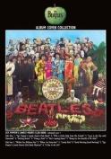 The Beatles Sgt. Peppers Album Postcard 100% Geuine Official Merchandise