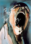 Pink Floyd - The Wall - Face - Music Poster - Maxi Poster size app. 61x91.5 cm