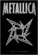 Metallica Textile Flag - Ninja