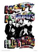 Happy Mondays Pills N Thrills Pop Art Print Poster by Wig