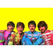 The Beatles The Beatles Sgt. Pepper photo 100% Geuine Official Merchandise