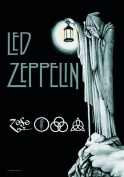 Led Zeppelin Stairway to Heaven Textile Poster