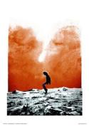 Michael Jackson - Moonwalker by Simon Walker - Pop Art Poster Print Open Edition
