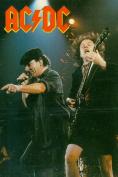 AC/DC - Johnson & Young - 23x18cm