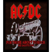 AC/DC - Patch For Those About To Rock