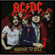 AC/DC - Patch Highway To Hell