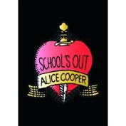 "Alice Cooper ""Schools Out"" Postcard"