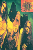 Alice In Chains - Group - 23x18cm
