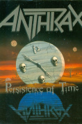 Anthrax - Persistence Of Time - - 23x18cm
