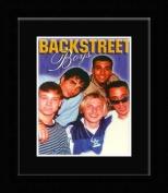 Backstreet Boys - Purple Background - 23x18cm