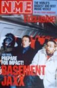 Basement Jaxx - NME Cover - 76x51cm