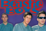 Beastie Boys - Blue Shirts - 18x23cm