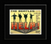 The Beatles - Help! - 18x23cm