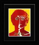 The Beatles - John Lennon - 23x18cm