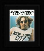 The Beatles - John Lennon 1940-1980 - - 23x18cm