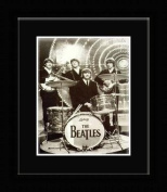 The Beatles - Ludwig Drums - - 23x18cm