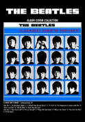 The Beatles A Hard Day's Night Album Postcard (Large) 100% Geuine Official Merchandise