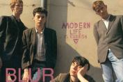 Blur - Modern Life Is Rubbish - 18x23cm