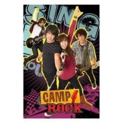 Camp Rock - Poster Sing It Loud