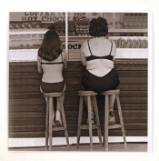 LITTLE & LARGE by David McEnery GREETING CARD
