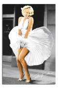 Marilyn Monroe Seven Year Itch Dress Poster Gloss Laminated - 91.5 x 61cms
