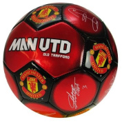 Manchester United Size 5 Signature Football