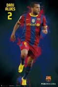 Barcelona - Alvez 10/11 - 91.5x61cm