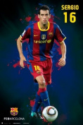 Barcelona - Sergio - 91.5x61cm