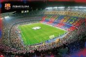 Barcelona - Stadium - 61x91.5cm