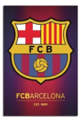 Barcelona Club Crest Poster - 91.5 x 61cms