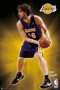LA Lakers - Pau Gasol - 91.5x61cm