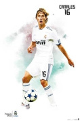 Real Madrid - Canales 10/11 - 91.5x61cm
