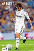 Real Madrid - Granero 09/10 - 91.5x61cm