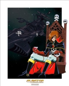 CAPTAIN HARLOCK Collector Artprint Captain Harlock 78