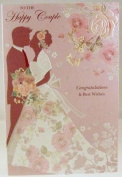 To The Happy Couple, Wedding Greetings Card