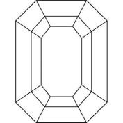Genuine. Elements Flat Backs Hotfix 2610 MM6,0X 4,0 - Crystal AB M HF (001 AB) ; Packing Unit