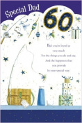 60th Birthday Card for a Dad